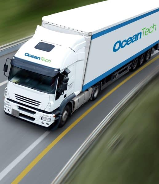 truck mockup data center decommissioning