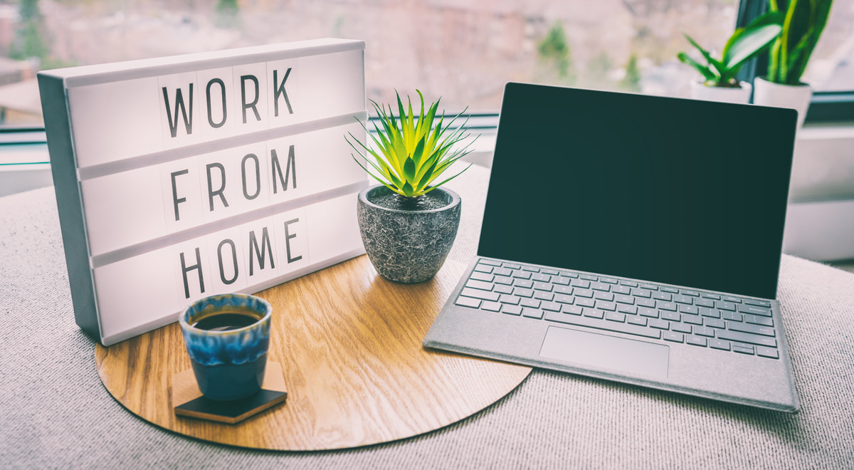 The most used laptop models to work from home