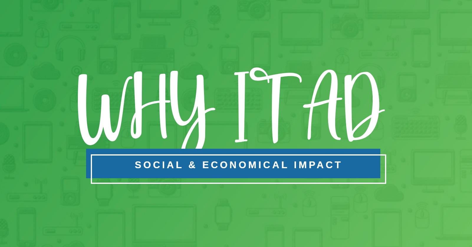 The social & economic impact of ITAD