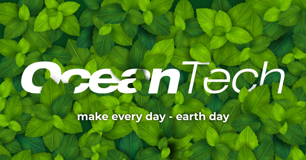 Make every day – earth day
