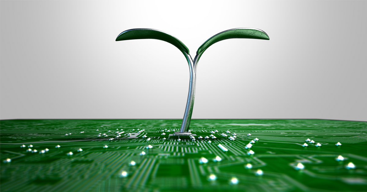 How green IT initiatives can benefit your business