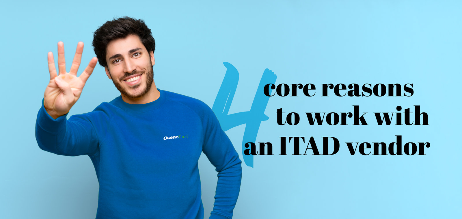 Four reasons to work with an ITAD that you shouldn't ignore