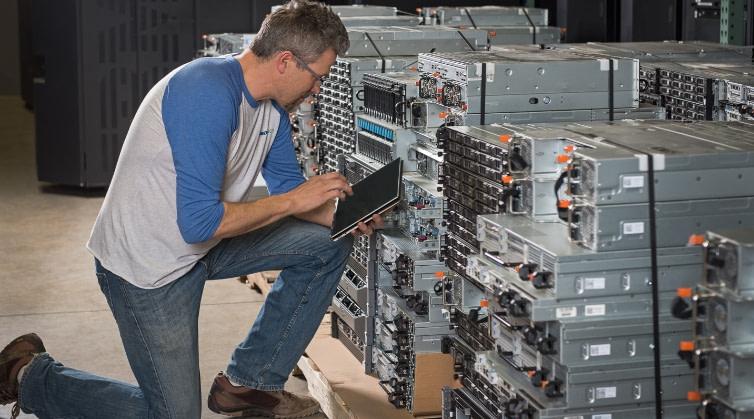 technician-checking-reports