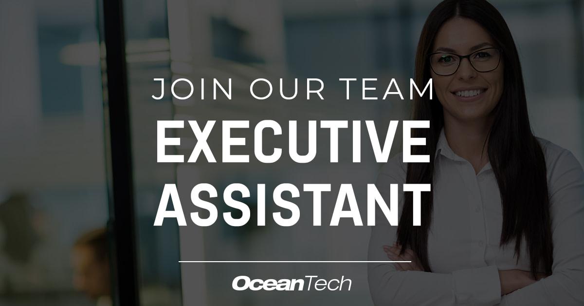 Executive Assistant, Sales