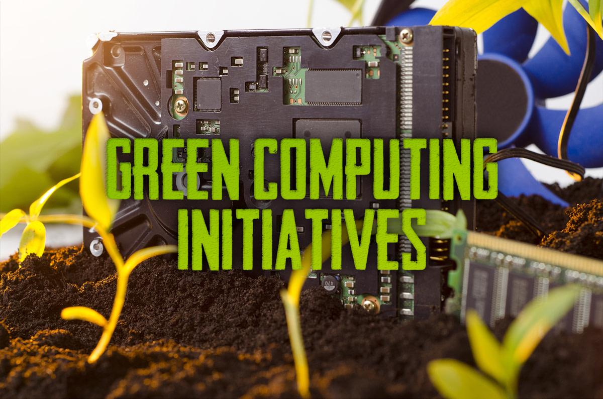 Why Green Computing?